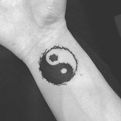 awesome Top 100 yin yang tattoos - http://4develop.com.ua/top-100-yin-yang-tattoos/