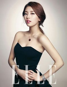 Suzy for Elle.... ughh i so jealous of her prettiness!!!