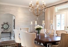 Beautiful Home Stylish luv the wing back chairs