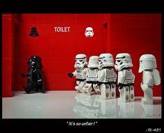 #StarWars #Lego #Humour