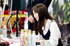 #文彩元##문채원#moonchaewon# #Organist#洗发水签售会!!cr:dc暖暖的大文!