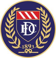 Dundee FC old logo Football Icon, Football Team Logos, Football Soccer, Dundee Fc, Dundee United, Soccer World, World Football, Fifa, Badges