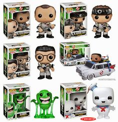 #onTOYSREVIL: Pop! Movies: #Ghostbusters from Funko