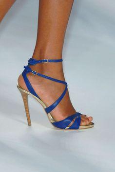 Elie Saab sexy blue.