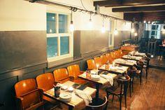 HOTSPOT / Nijmegen: restaurant de Firma http://www.whatabouther.nl/hotspot-nijmegen-restaurant-de-firma/