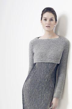Naisen neulepusero Novita Isoveli | Novita knits