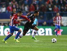 Blog Esportivo do Suíço:  Atlético de Madri empata e chega às quartas da Champions pela 4ª vez seguida