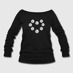 Le coeur de marguerite T Shirt, Sweatshirts, Sweaters, Fashion, Daisy, Dress Shirt, Black People, Woman, Supreme T Shirt