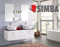 Amazing Badm bel Badezimmerm bel Badezimmer Waschbecken Waschtisch Schrank cm Lion