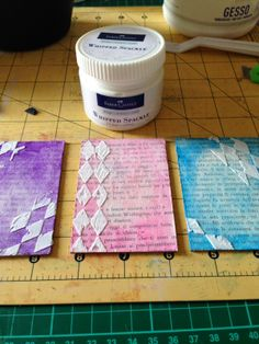 Saying The Making: Our favorite fairy - ATC's Card Art Journal Pages, Journal Cards, Junk Journal, Art Journaling, Journal Ideas, Bullet Journal, Atc Cards, Card Tags, Mix Media