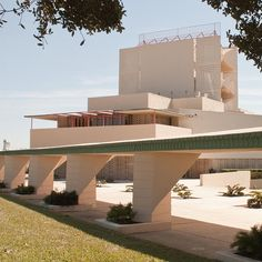 Florida Southern College. Frank Lloyd Wright.