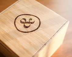 Laser engraved bamboo proof box by RedTree Albums Bamboo Box, Red Tree, Laser Engraving, Albums, Baby Shower, Community, Instagram Posts, Prints, Diy