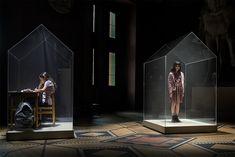 Bühnen Design, Tv Set Design, Stage Set Design, Set Design Theatre, Projection Installation, Scenography Theatre, Le Zoo, Image Film, Scenic Design