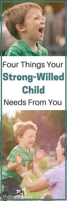 Parenting a strong-willed child is tough, but it also wonderful. This is a temperament style, just like shyness. These tips will help you to recognize their unique strengths and how to help them with their challenges. How to raise a strong-willed child without crushing their spirit.