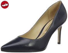 Buffalo London Damen ZS 2990-13 Semi Cromo Pumps, Blau (Marinho 06), 39 EU (*Partner-Link)