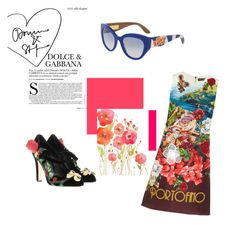 """""""D&G"""" by ernestine-jordan on Polyvore featuring Dolce&Gabbana"""