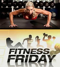 Best Push-up Tutorial for #FitnessFriday Get at it #fit4life