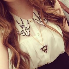 ✿ ѕу∂alious ✿ I need that collar in my life