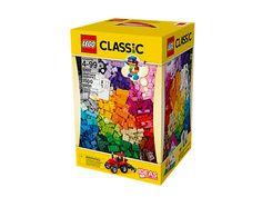 La grande boîte de construction créative LEGO®