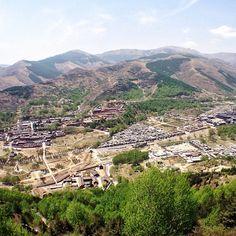 五台山 Mount Wutai