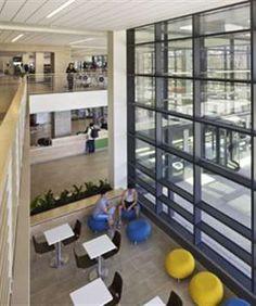 Recreation and Athletic Facility, George Mason University by EwingCole