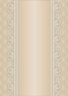 Vintage Lace Panel A4 Background Peach on Craftsuprint designed by Karen Adair - This is a pretty A4 sized background with a lace edged central panel. Great to line the outside of an A5 sized landscape tent card, or as an insert. Or whatever else you can think of! If you like this, check out my other designs, just click on my name. - Now available for download!