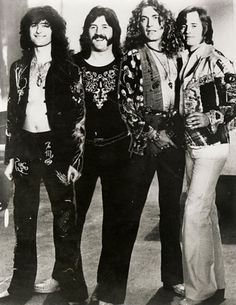 """Led Zeppelin, 1968-1980 Considered the progenitors of the heavy metal genre, British band Led Zeppelin was all about blues-rock guitar riffs. Robert Plant was the voice, but Jimmy Page was the soul (in guitar form). Since the '60s, they have become one of the best-selling musical artists of all time (""""Stairway to Heaven"""" is arguably their most famous song) and as influential as the Beatles were in the '60s."""