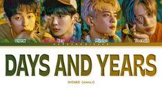 Shinee, Taemin, Color Coded Lyrics, Itunes, Youtube, Youtubers, Youtube Movies