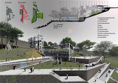 Galería de Proyectos finalistas del concurso 'Futuro e Identidad de Valparaíso' de la XX Bienal de Arquitectura y Urbanismo - 7