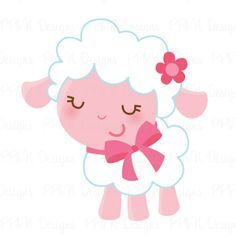 Cute Little Sheep Baby Sheep, Cute Sheep, Cute Images, Cute Pictures, Eid Stickers, Eid Cards, Cute Clipart, Farm Party, Cute Illustration