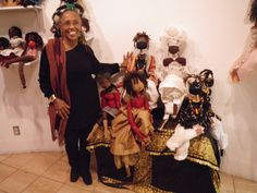 Annual Black Doll Show Opens on December 14 – Call for Dolls! Submit Your Dolls By November 20 African Dolls, African American Dolls, Afro, African Princess, Soft Dolls, Collector Dolls, Africans, Constellations, Collection