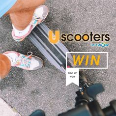 We're giving away one of our best #UScooters on Facebook!   Enter for your chance to win here: http://s.heyo.com/ccc81a  #Win #ElectricScooter #Eco #EcoFriendly #GoGreen