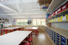 Warwick Preparatory School | David Bailey Furniture Systems