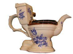 Image detail for -Weirdest teapots | Have You Met The Queen?