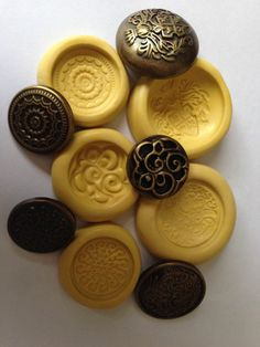 DOLLHOUSE HANDMADE KITCHEN FOOD CHOCOLATE CHIP COOKIES LOT 1 DOZEN