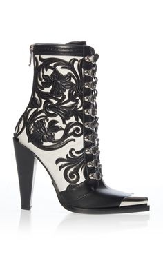 Calamity Ankle Boot by BALMAIN for Preorder on Moda Operandi