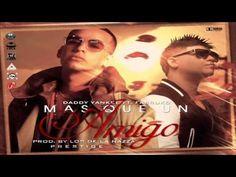 Mas Que Un Amigo - Daddy Yankee Ft Farruko (Original) ★REGGAETON 2012★ /