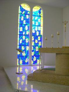 Matisse Chapel, Vence, France.