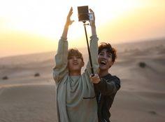 Taehyung and Hoseok | BTS