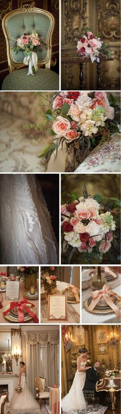 Yellow Canary Flowers. Inspiration Shoot   Baroque Fall Romance   Kentucky Wedding Ideas. Pottinger Photography. Venue: Historic Laurel Court.