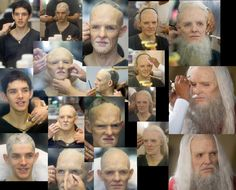 Old Merlin makeup, I've been looking for this for forever!