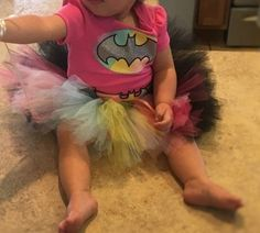 """Already have a top? Let us customize your tutu  ***Free shipping in the USA*** Tutus are customizable 0-3 months 12""""waist 6.5 length 3-6 months 14"""" waist 7.5 length 6-12 months 16"""" waist 8.5 length 12-24 months 18"""" waist 9.5 length or a longer 10 length"""