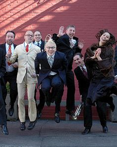 Pink Martini : Orpheum Theater – Really fun band. Thomas Lauderdale is a good player and arranger!