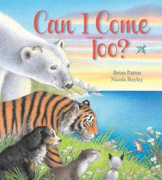 Can I Come Too? by Brian Patten http://www.amazon.com/dp/1561457965/ref=cm_sw_r_pi_dp_zHmywb0C68CP8