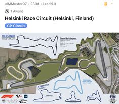 Race Tracks, Helsinki, Grade 1, Grand Prix, Finland, Circuit, Racing, Running, Auto Racing