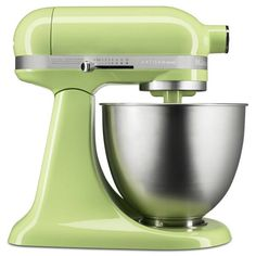 Product Image for KitchenAid® Artisan® Mini 3.5 qt. Mixer 1 out of 3