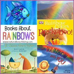 10 awesome books about rainbows - Color Books For Toddlers
