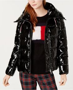 a114b7f53323 main image Tommy Shop, Puffer Jackets, Blazer Jacket, Leather Jacket, Tommy  Hilfiger