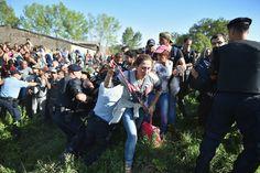 Fotos: Llegada de refugiados a Croacia | Internacional | EL PAÍS