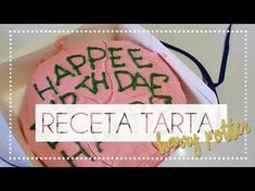 Harry Potter tarta de cumpleaños (receta) | Harry Potter's birthday cake - YouTube